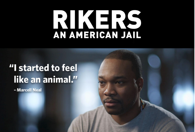 Rikers An Americal Jail