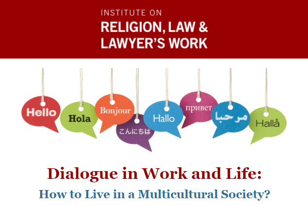 Institute On Religion Law And Lawyers Work Fordham